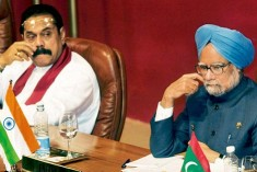 "Manmohan Singh Angered By Mahinda Rajapaksa's ""Sly"" Attempts to Undermine Devolution Provided by 13th Constitutional Amendment"