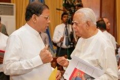 Sri Lanka: For the First Time There is an Effort to Build Consensus On Devolving Power – Sampanthan