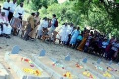 Tamils Brave Harassment, Threats to Mourn Their Dead