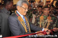 A staunch Mahinda Rajapaksa loyalist speaks of Gotabaya's alugosuwa of Jaffna