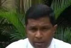 """BBS Gnanasara Thera Calls lawyer Maithri Gunaratne A """"Dog"""""""