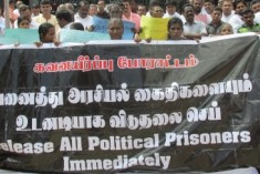 No One To Post Bail; Tamil Political Prisoners Taken Back to Prison