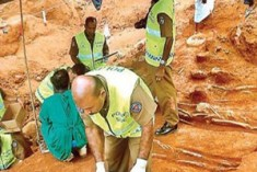 JMO in charge of Matale mass grave also to be transferred