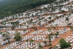 UN welcomes closing IDP camp but has concerns; IDPS unable to return to their homes