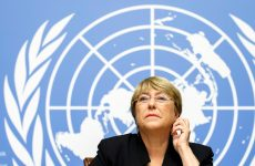 Rights Commissioner Bachelet alarmed by clampdown on freedom of expression during COVID-19 in Asia, including Sri Lanka.