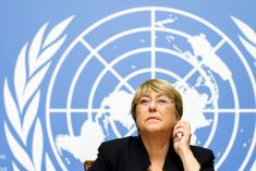 Rights Commissioner Bachelet alarmed by clampdown on freedom of expression during COVID-19in Asia, including Sri Lanka.