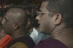 "Helping the Police arrest brutish ""monks"" in Sri Lanka"