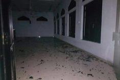 NEWS/SRI LANKA Mosque vandalized in Ampara, Sri Lanka
