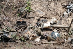 Mass graves surface along bunkers in Mu'l'livaaykkaal