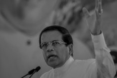 Letter to Sirisena from civil society: Your statements on CC and HRCSL are appalling.