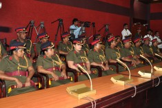Education Officials Commissioned as Brevet Colonels