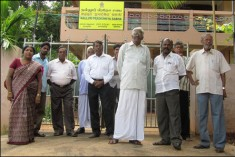 Jaffna protests Sri Lanka's oppression of Tamil civic bodies