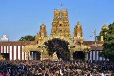 Sri Lanka: Identity checks installed at Nallur temple festival