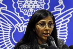 Diplomatic Relations Are at an All-time High & We Are Working With Sri Lanka to Implement the UNHRC Resolution – Nisha Biswal