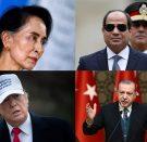 In response to Trump's fake news awards, CPJ announces Press Oppressors awards