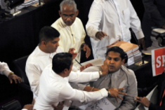 Sri Lanka Parliament: Only 62 out of 225 MPs Present While Single Day Cost Rs.4.6 Mn
