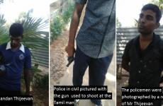 Sri Lankan Police Shoot at Tamil Youth in Mullaitivu – Tamil Guardian