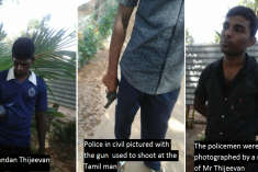 Sri Lankan Police Shoot at Tamil Youth in Mullaitivu – Tamil Guardian