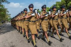 Sri Lankan constitutional panel recommends grant of powers over land and police to provinces