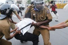 Journalist harassed by Sri Lankan police again – Free Media Movement