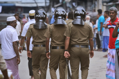 Democracy or a Police State? Prof. Ratanjeevan H. Hoole