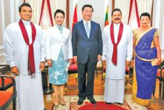 Sri Lanka's Mahinda Rajapaksa does a U-turn on Chinese investment, opposes Hambantota project