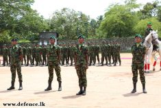 Sri Lanka: Defence Ministry to provide special privilege card to over 200,000 security forces personnel.