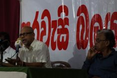 """""""Puravasi Balaya"""" wants new constitution to be approved by a referendum"""