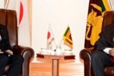 Japan Will Back Sri Lanka's Domestic Process