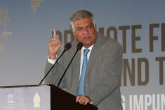 Sri Lanka: Media battered with Ranil's big stick