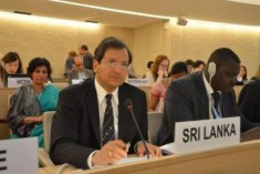 In Establishing TJ Mechanisms Sri Lanka Is Working Closely With UN institutions, OHCHR, & Experts