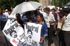 Judge Decides To Hear Raviraj Murder Case Before a Sinhala Jury Despite Lawyer 's Opposition