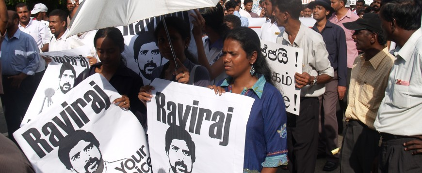 Is dismissal of Raviraj appeal  without a hearing a court conspiracy?