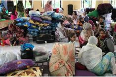 The fate of  Pakistani and Afghan Refugees in Sri Lanka.