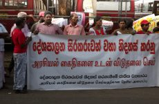 Sri Lanka's state Minister for defence attacks TNA; Says PTA detainees will not be released