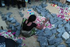 Ensure the right to and safety for memorialisation of war dead – HRCSL urges Sirisena