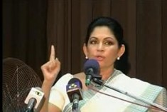 Sri Lanka: News paper boasts Sexist remarks by a minister