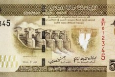 Sri Lanka resumes printing money to sterilize forex sales