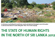 Sri Lanka: Overwhelming evidence shows that the government has encouraged an increasing sense of lawlessness in which abduction, arbitrary arrest and intimidation is commonplace – Report