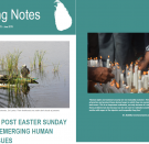 Report- Sri Lanka Post Easter Sunday Attacks: Emerging Human Rights Issues