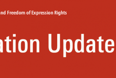 Sri Lanka Brief Up Date – 16 April 2020.  Covid-19 Pandemic & Freedom of Expression Rights.