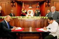 Two years into office, UNP-SLFP coalition government is in sixes and sevens