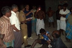 Tamil villagers capture SL Navy trooper for rape attempt
