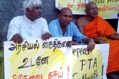 Sri Lanka Tamil prisoners Reject Parole Terms