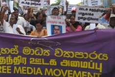 12 Northern Sri Lankan Tamil Journalists impeded