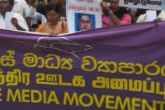 FMM condemns Justice Minister's speech as a  threat to the freedom of  expression & religious freedom