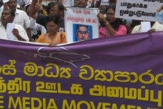 IFJ Calls for Media Freedom as Sri Lankan Presidential Election Approaches