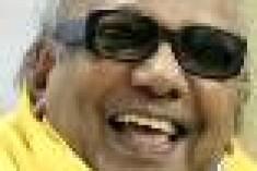 Tamil Eelam must, but through peaceful means: Karunanidhi