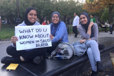 'I Live in a Lie': Saudi Women Speak Up