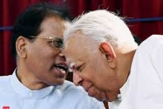 TNA to Sirisena: The ITAK, will support the restoration of a Govt. headed by the U.N.F